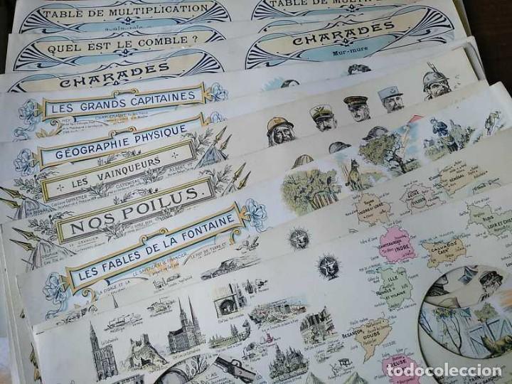Juegos educativos: JUEGO ELECTRICO STUDIO QUESTIONNAIRE ELECTRIQUE FABRICACION FRANCESA PRINCIPIOS PASADO SIGLO JUGUETE - Foto 39 - 155936514
