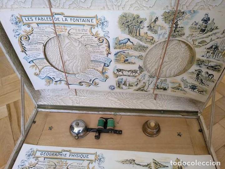 Juegos educativos: JUEGO ELECTRICO STUDIO QUESTIONNAIRE ELECTRIQUE FABRICACION FRANCESA PRINCIPIOS PASADO SIGLO JUGUETE - Foto 80 - 155936514