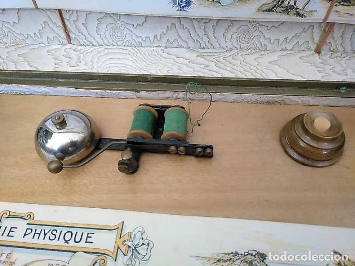 Juegos educativos: JUEGO ELECTRICO STUDIO QUESTIONNAIRE ELECTRIQUE FABRICACION FRANCESA PRINCIPIOS PASADO SIGLO JUGUETE - Foto 89 - 155936514