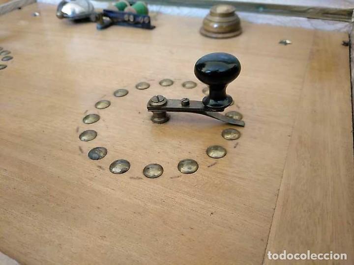 Juegos educativos: JUEGO ELECTRICO STUDIO QUESTIONNAIRE ELECTRIQUE FABRICACION FRANCESA PRINCIPIOS PASADO SIGLO JUGUETE - Foto 93 - 155936514