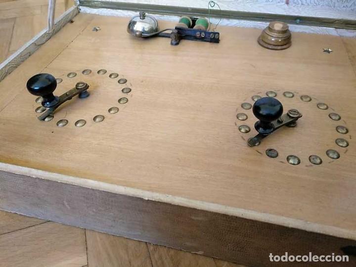 Juegos educativos: JUEGO ELECTRICO STUDIO QUESTIONNAIRE ELECTRIQUE FABRICACION FRANCESA PRINCIPIOS PASADO SIGLO JUGUETE - Foto 94 - 155936514