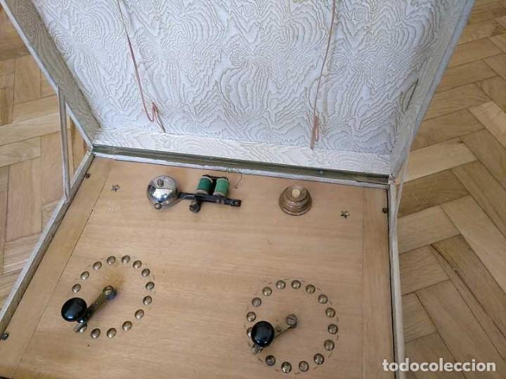 Juegos educativos: JUEGO ELECTRICO STUDIO QUESTIONNAIRE ELECTRIQUE FABRICACION FRANCESA PRINCIPIOS PASADO SIGLO JUGUETE - Foto 95 - 155936514
