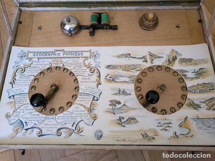 Juegos educativos: JUEGO ELECTRICO STUDIO QUESTIONNAIRE ELECTRIQUE FABRICACION FRANCESA PRINCIPIOS PASADO SIGLO JUGUETE - Foto 97 - 155936514