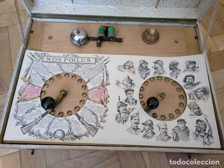 Juegos educativos: JUEGO ELECTRICO STUDIO QUESTIONNAIRE ELECTRIQUE FABRICACION FRANCESA PRINCIPIOS PASADO SIGLO JUGUETE - Foto 98 - 155936514