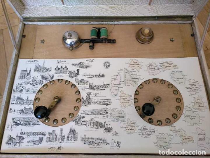 Juegos educativos: JUEGO ELECTRICO STUDIO QUESTIONNAIRE ELECTRIQUE FABRICACION FRANCESA PRINCIPIOS PASADO SIGLO JUGUETE - Foto 103 - 155936514