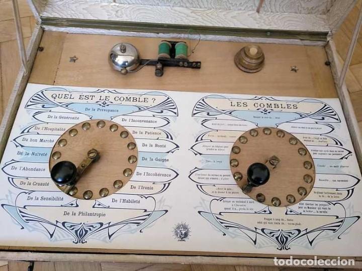 Juegos educativos: JUEGO ELECTRICO STUDIO QUESTIONNAIRE ELECTRIQUE FABRICACION FRANCESA PRINCIPIOS PASADO SIGLO JUGUETE - Foto 104 - 155936514