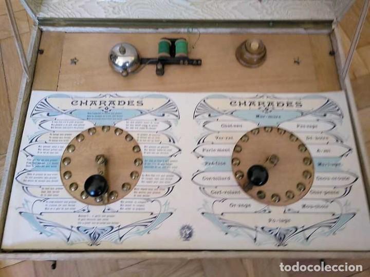 Juegos educativos: JUEGO ELECTRICO STUDIO QUESTIONNAIRE ELECTRIQUE FABRICACION FRANCESA PRINCIPIOS PASADO SIGLO JUGUETE - Foto 105 - 155936514