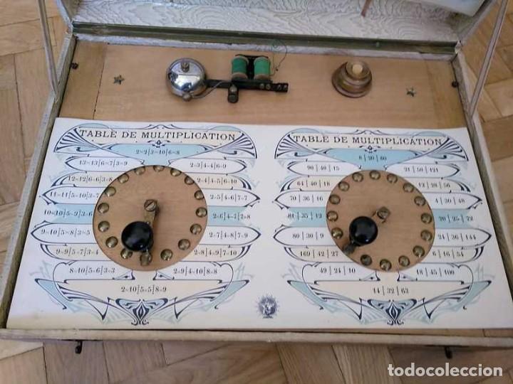 Juegos educativos: JUEGO ELECTRICO STUDIO QUESTIONNAIRE ELECTRIQUE FABRICACION FRANCESA PRINCIPIOS PASADO SIGLO JUGUETE - Foto 106 - 155936514