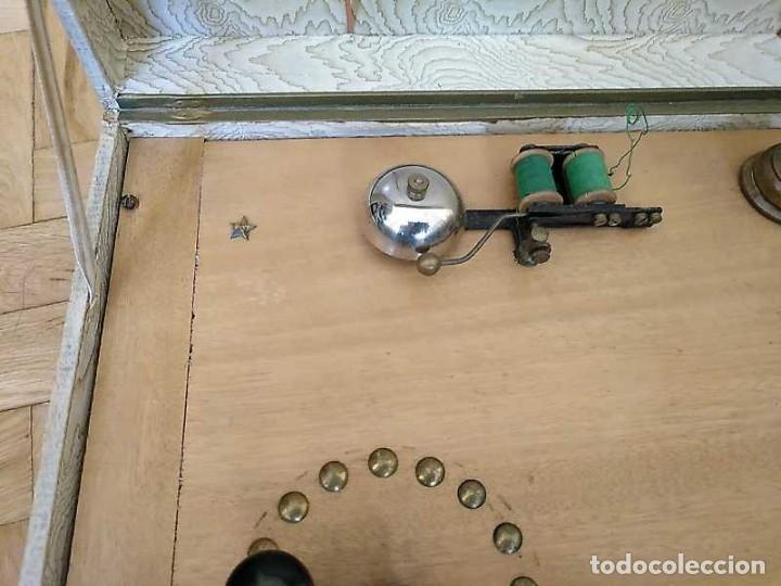 Juegos educativos: JUEGO ELECTRICO STUDIO QUESTIONNAIRE ELECTRIQUE FABRICACION FRANCESA PRINCIPIOS PASADO SIGLO JUGUETE - Foto 123 - 155936514