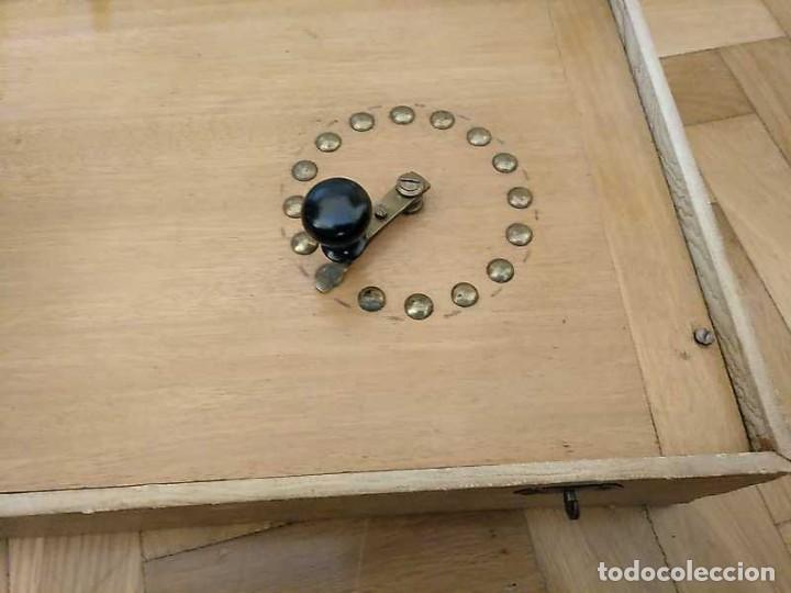 Juegos educativos: JUEGO ELECTRICO STUDIO QUESTIONNAIRE ELECTRIQUE FABRICACION FRANCESA PRINCIPIOS PASADO SIGLO JUGUETE - Foto 125 - 155936514