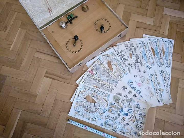 Juegos educativos: JUEGO ELECTRICO STUDIO QUESTIONNAIRE ELECTRIQUE FABRICACION FRANCESA PRINCIPIOS PASADO SIGLO JUGUETE - Foto 134 - 155936514