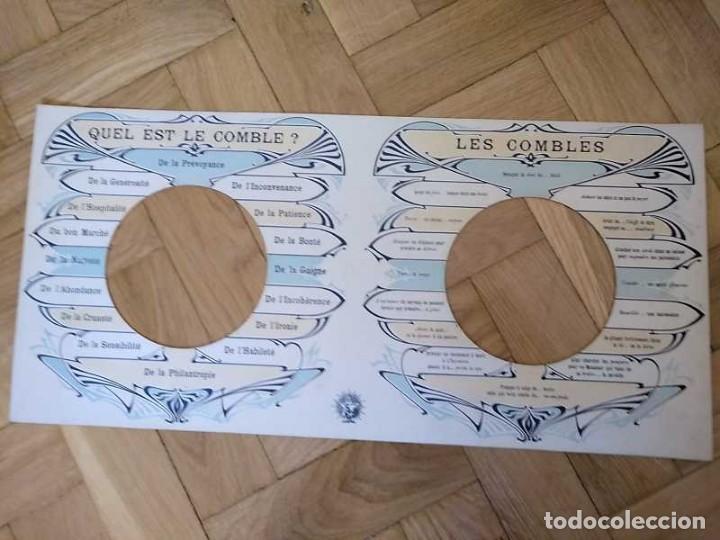 Juegos educativos: JUEGO ELECTRICO STUDIO QUESTIONNAIRE ELECTRIQUE FABRICACION FRANCESA PRINCIPIOS PASADO SIGLO JUGUETE - Foto 156 - 155936514