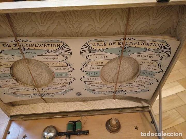 Juegos educativos: JUEGO ELECTRICO STUDIO QUESTIONNAIRE ELECTRIQUE FABRICACION FRANCESA PRINCIPIOS PASADO SIGLO JUGUETE - Foto 176 - 155936514