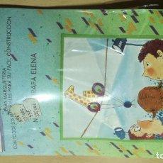 Juegos educativos: JUGUETES MECÁNICOS - SALTAVELLA - 4 LA JIRAFA ELENA - ESCUELA - MANUALIDADES. Lote 155973494