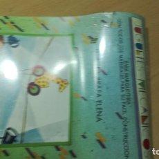 Juegos educativos: JUGUETES MECÁNICOS - SALTAVELLA - 4 LA JIRAFA ELENA - ESCUELA - MANUALIDADES. Lote 155973714