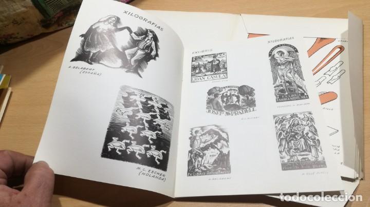 Juegos educativos: EL LINOLEO Y LA XILOGRAFIA 37 - SALTAVELLA - ESCUELA - MANUALIDADES - Foto 5 - 155983870