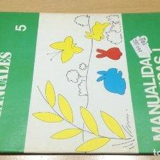 Juegos educativos: MANUALIDADES ARTISTICAS 1 - N 5 -SALTAVELLA - ESCUELA - MANUALIDADES. Lote 155984270
