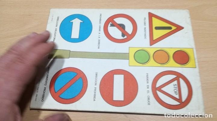 Juegos educativos: TRABAJOS DE PARVULOS CAMINAR POR LA CALLE 36 -SALTAVELLA - ESCUELA - MANUALIDADES - Foto 2 - 155984934