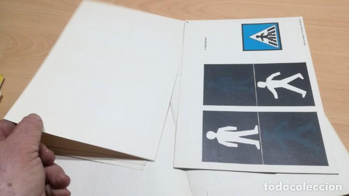 Juegos educativos: TRABAJOS DE PARVULOS CAMINAR POR LA CALLE 36 -SALTAVELLA - ESCUELA - MANUALIDADES - Foto 8 - 155984934