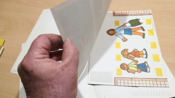 Juegos educativos: TRABAJOS DE PARVULOS CAMINAR POR LA CALLE 36 -SALTAVELLA - ESCUELA - MANUALIDADES - Foto 9 - 155984934
