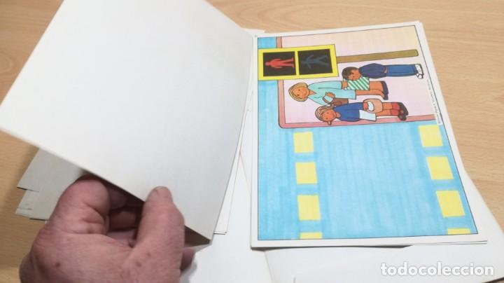Juegos educativos: TRABAJOS DE PARVULOS CAMINAR POR LA CALLE 36 -SALTAVELLA - ESCUELA - MANUALIDADES - Foto 12 - 155984934