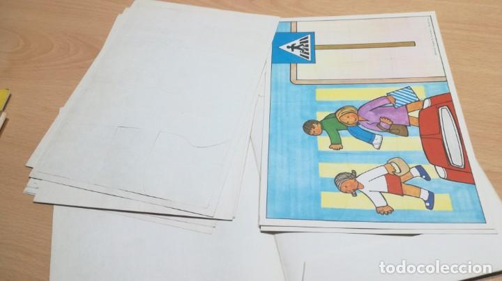Juegos educativos: TRABAJOS DE PARVULOS CAMINAR POR LA CALLE 36 -SALTAVELLA - ESCUELA - MANUALIDADES - Foto 13 - 155984934