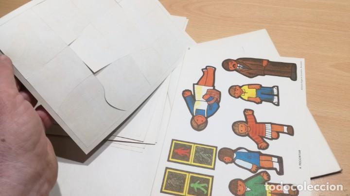 Juegos educativos: TRABAJOS DE PARVULOS CAMINAR POR LA CALLE 36 -SALTAVELLA - ESCUELA - MANUALIDADES - Foto 14 - 155984934