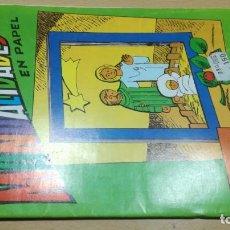 Juegos educativos: RECORTADO SUPERPUESTO 31 -SALTAVELLA - ESCUELA - MANUALIDADES. Lote 155985102