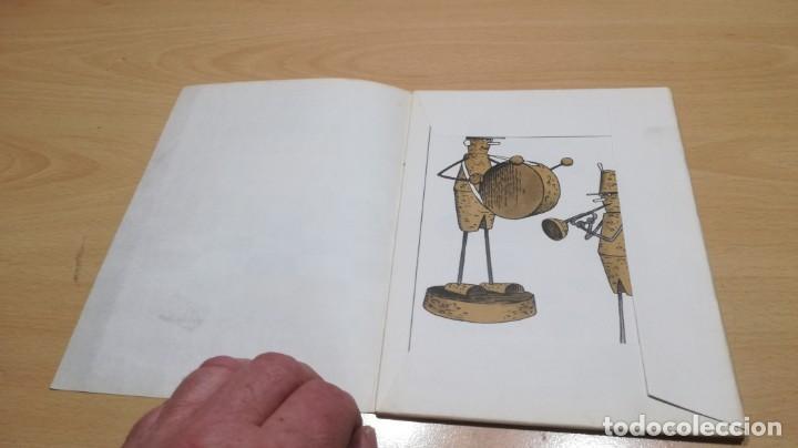 Juegos educativos: JUGUETES DE CORCHO CON ALAMBRE Y PAPEL - 53 -SALTAVELLA - ESCUELA - MANUALIDADES - Foto 5 - 155994222