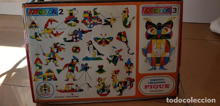 Juegos educativos: JUEGO KIT COLOR NUMERO 2 DE PIQUE AÑOS 70 SIN DESPRECINTAR - Foto 2 - 156488314