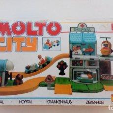 Juegos educativos: MOLTO CITY HOSPITAL DE MOLTO REFERENCIA 2284 DEL AÑO 1987 VER FOTOS. Lote 156867162