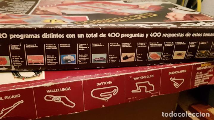 Juegos educativos: SUPER ORDENADOR 2002 ELECTRONICO AÑOS 80 20 PROGRAMAS DISTINTOS - Foto 4 - 158152514