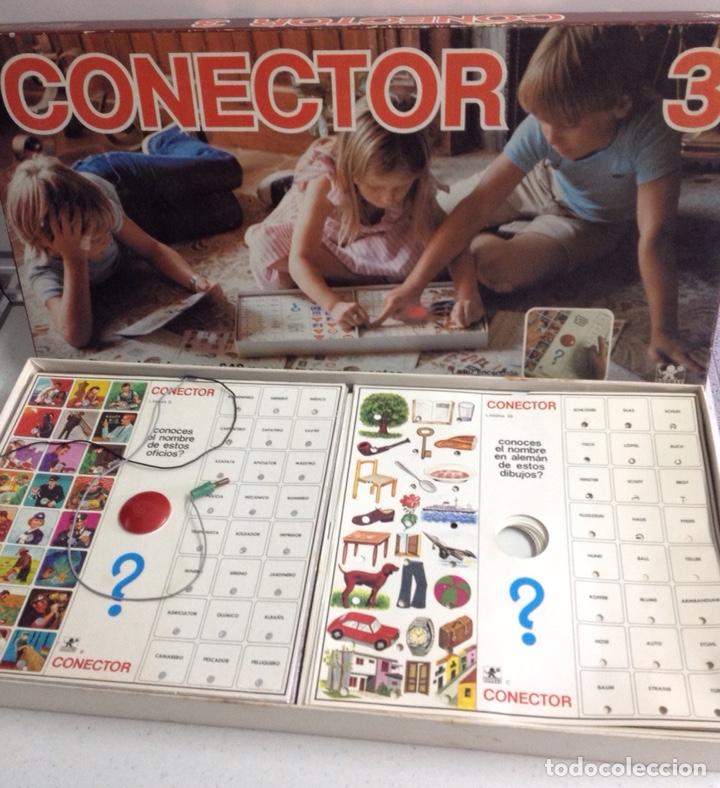 JUEGO CONECTOR (Juguetes - Juegos - Educativos)