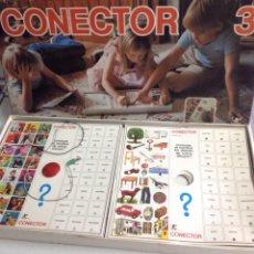 Juegos educativos: JUEGO CONECTOR. Lote 159282026