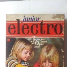 Juegos educativos: ELECTRO JUNIOR SIN TESTAR. Lote 159590182