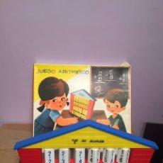 Juegos educativos: JUEGO ARITMETICO. Lote 159772845