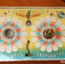 Juegos educativos: JUEGO MAGO ELECTRÓNICO AÑOS 50, ES POSIBLE QUE LE FALTE ALGUNA PLANTILLA. Lote 160579442