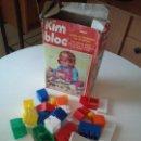 Juegos educativos: JUEGO INFANTIL KIM BLOC, VINTAGE AÑOS 70. Lote 160654406