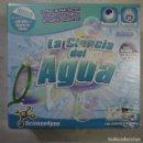 Juegos educativos: LA CIENCIA DEL AGUA. Lote 160780682