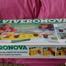Juegos educativos: VIVERONOVA. MEDITERRÁNEO. 1996.. Lote 160973462