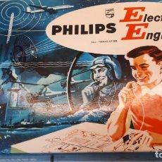 Juegos educativos: ELECTRONIC ENGINEER 8, PHILIPS. Lote 161379342