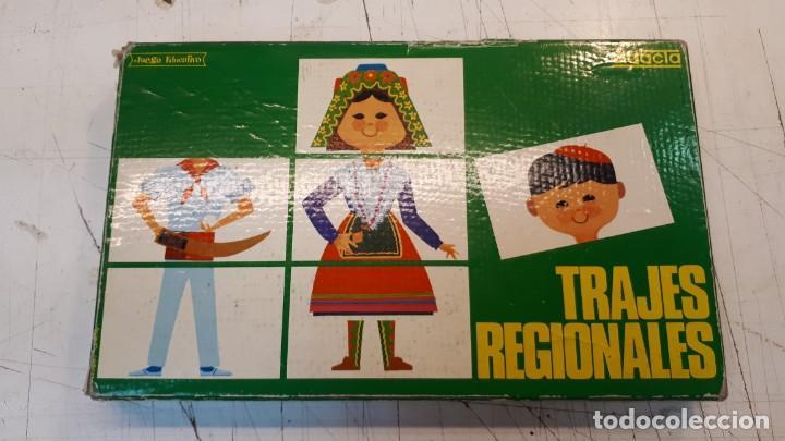 Juegos educativos: Trajes regionales, Didacta. - Foto 2 - 161405010