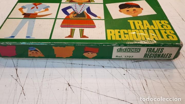 Juegos educativos: Trajes regionales, Didacta. - Foto 3 - 161405010