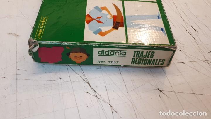 Juegos educativos: Trajes regionales, Didacta. - Foto 5 - 161405010