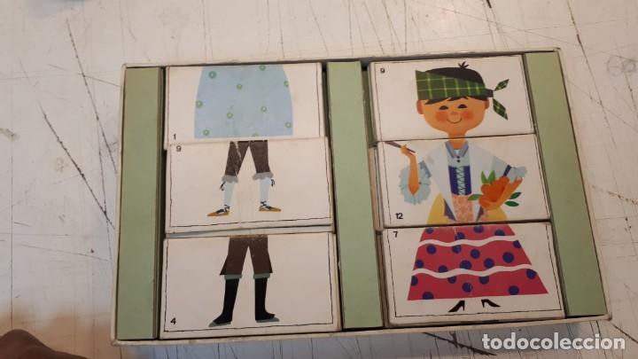 Juegos educativos: Trajes regionales, Didacta. - Foto 7 - 161405010
