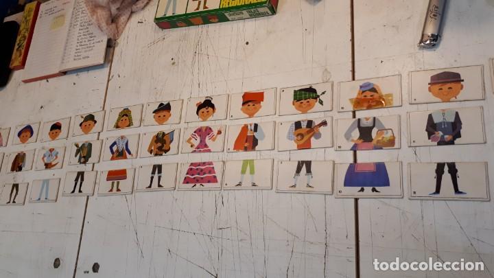 Juegos educativos: Trajes regionales, Didacta. - Foto 8 - 161405010