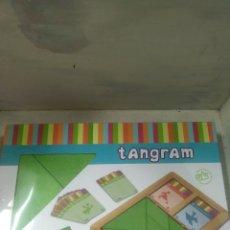 Juegos educativos: JUEGO DE MESA TANGRAM.. Lote 161989477