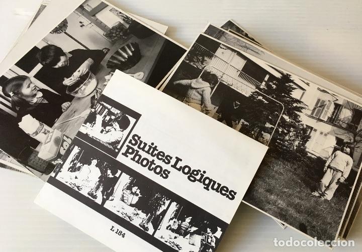 SET DE FOTOS PARA PEDAGOGÍA. LÓGICA TEMPORAL. SUITES LOGIQUES PHOTOS. FERNAND NATHAN. 1984 (Juguetes - Juegos - Educativos)