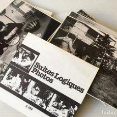 Juegos educativos: SET DE FOTOS PARA PEDAGOGÍA. LÓGICA TEMPORAL. SUITES LOGIQUES PHOTOS. FERNAND NATHAN. 1984. Lote 162389410