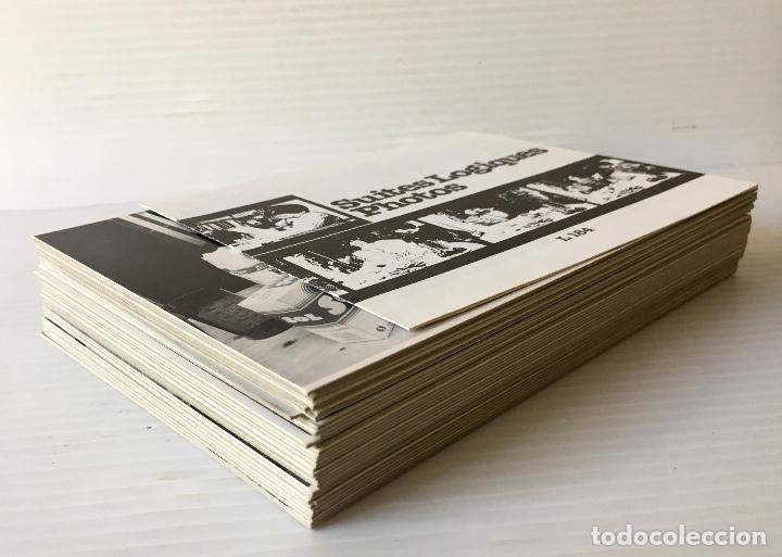 Juegos educativos: SET DE FOTOS PARA PEDAGOGÍA. LÓGICA TEMPORAL. SUITES LOGIQUES PHOTOS. FERNAND NATHAN. 1984 - Foto 2 - 162389410